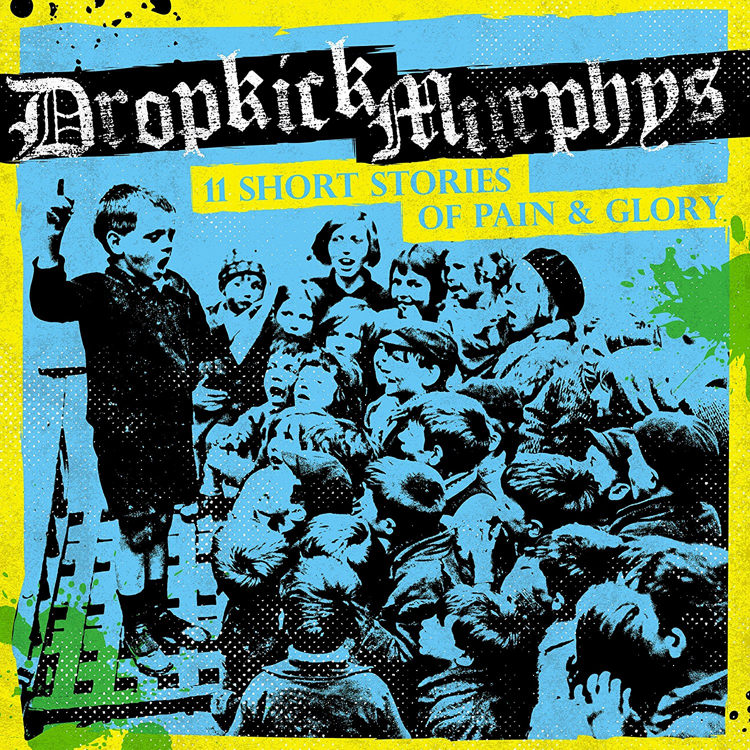Billboard 200: Dropkick Murphys Debut at No. 8