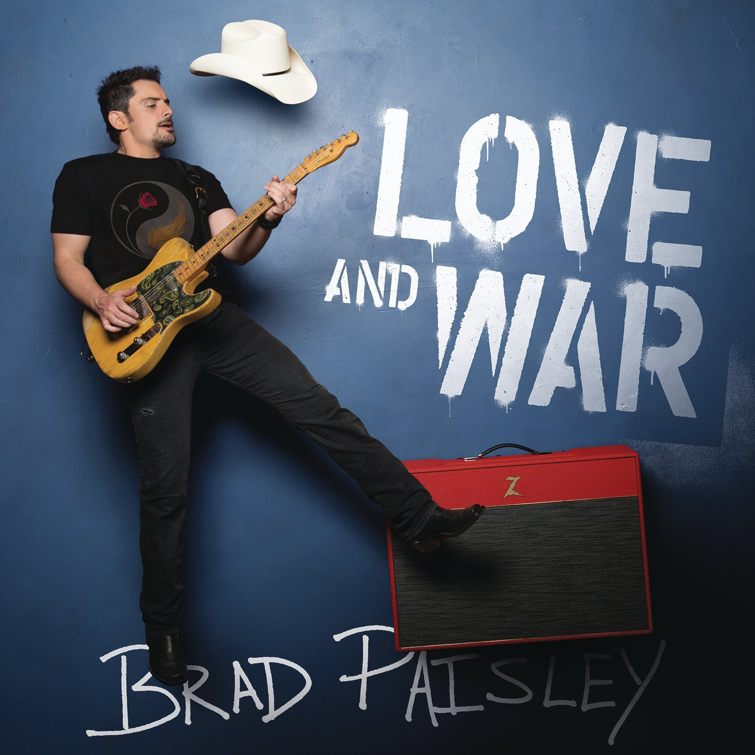 Music Shopping List: Brad Paisley Leads the Charge