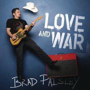 Brad Paisley, Love and War © Sony