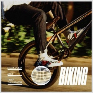 Frank Ocean, Biking © Blonded
