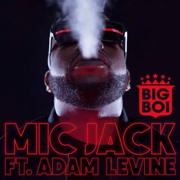 Track Review: Big Boi ft. Adam Levine, 'Mic Jack'
