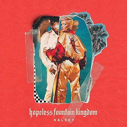 Music Shopping List | Halsey Returns With 'hopeless fountain kingdom'