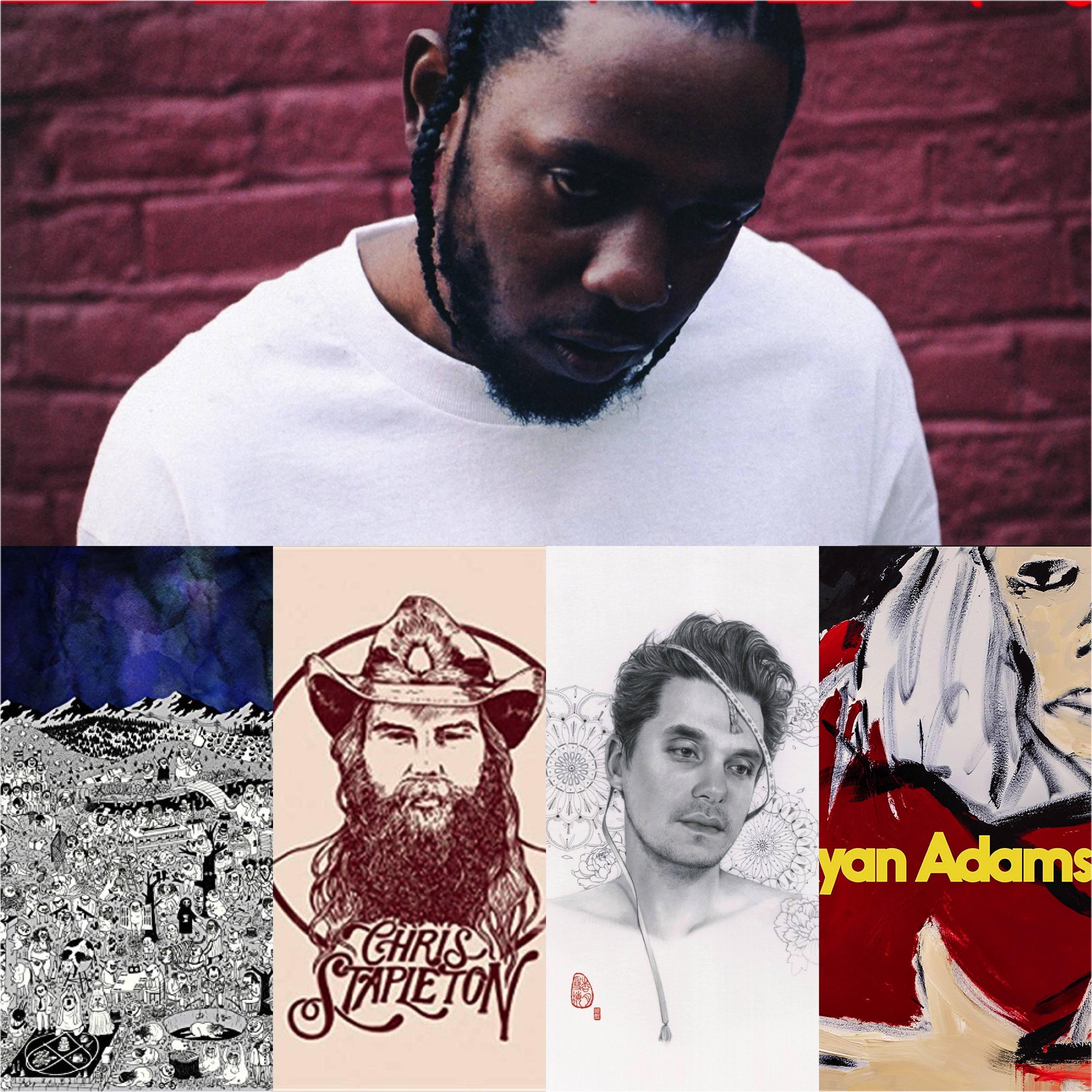 20 Best Albums of 2017 (So Far) | The Musical Hype