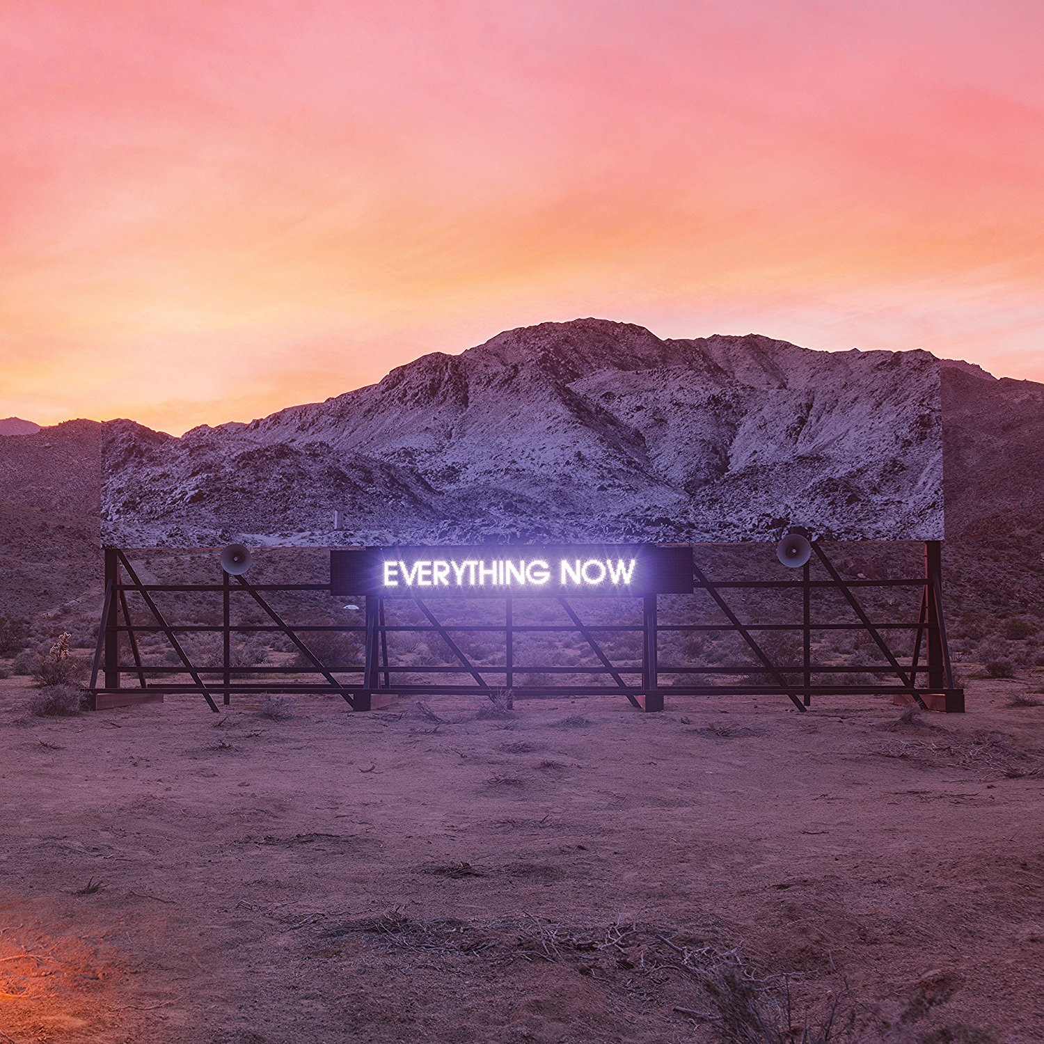 The Chart Scoop | Arcade Fire Launch at No. 1 With 'Everything Now'