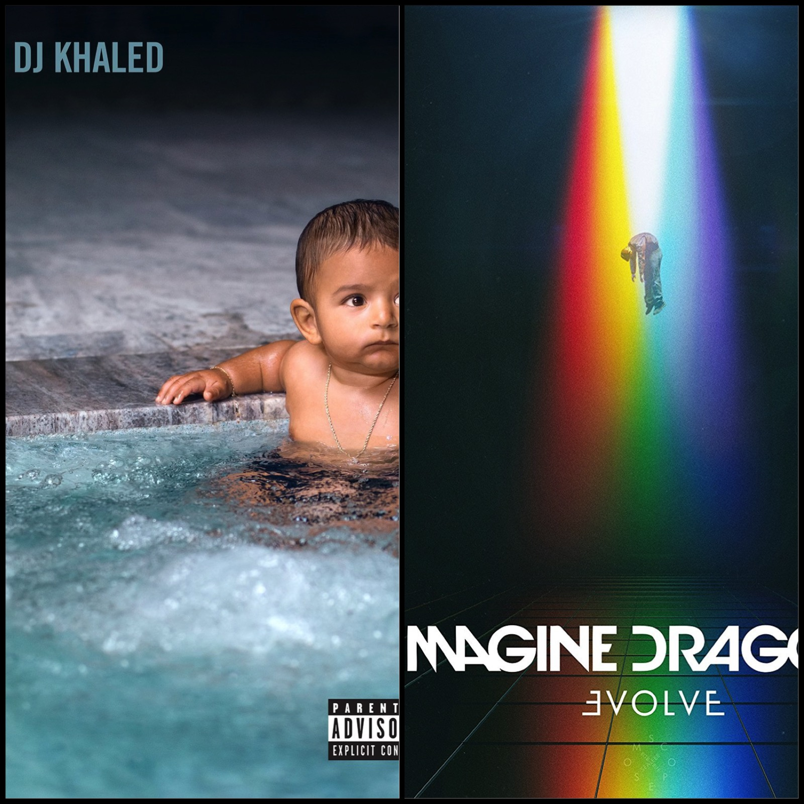 The Chart Scoop | DJ Khaled Edges Imagine Dragons for No. 1