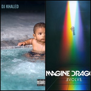 DJ Khaled, Imagine Dragons © Epic, Interscope