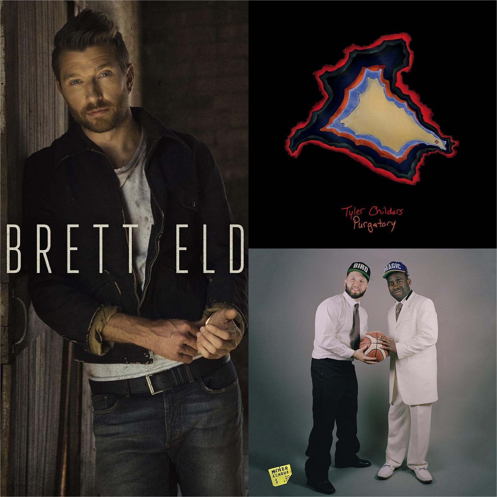 Music Shopping List | Brett Eldredge Drops 'Brett Eldredge'