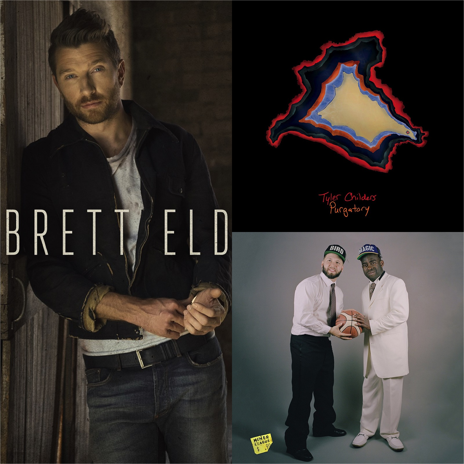 Music Shopping List | Brett Eldredge Drops 'Brett Eldredge'