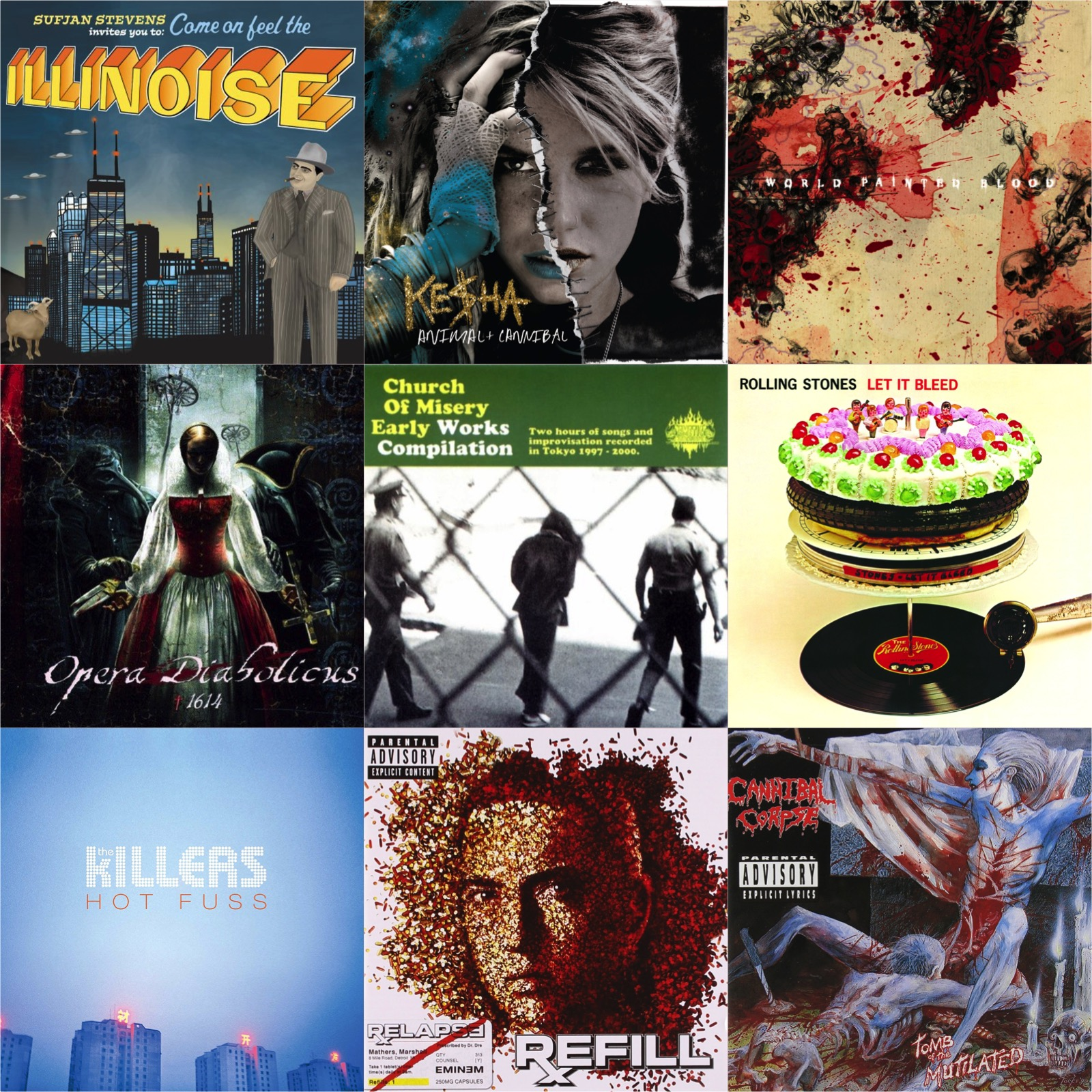 18 Chilling Songs About Serial Killers | Playlist