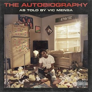 Vic Mensa, The Autobiography © Roc Nation