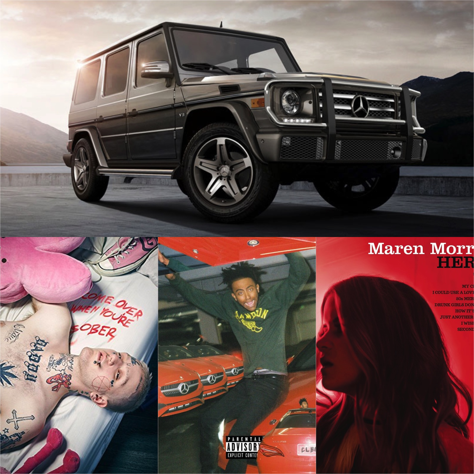 10 Mercedes Benz Songs | Playlist
