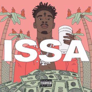 21 Savage, Issa Album © Epic