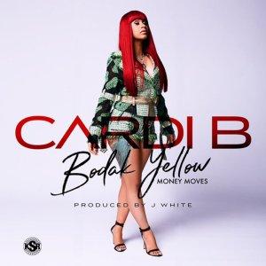 Cardi B, Bodak Yellow © Atlantic
