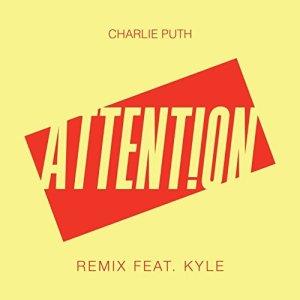 Charlie Puth, Attention (Remix) © Artist Partner Group