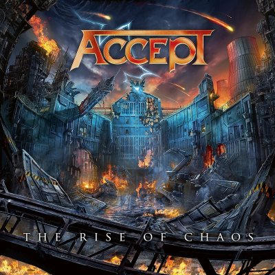Accept, The Rise of Chaos © Nuclear Blast