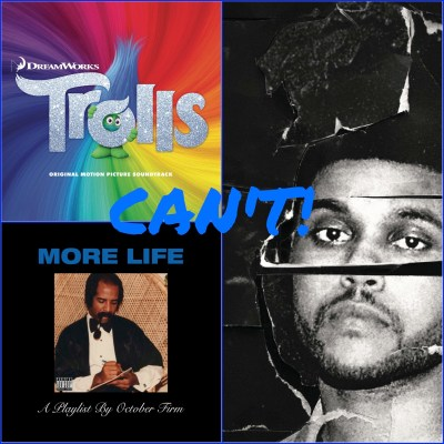 Can't Songs Playlist, Vol. 1