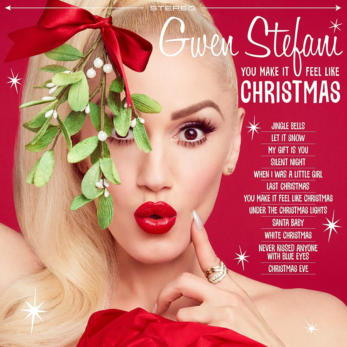 Gwen Stefani, You Make It Feel Like Christmas | Album Review