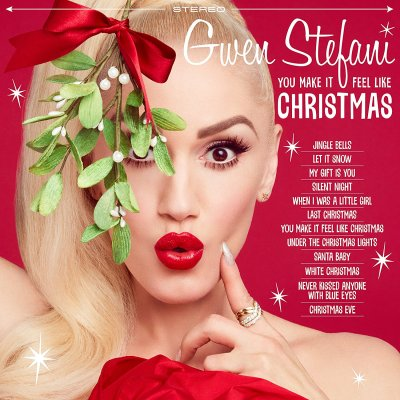 Gwen Stefani, You Make It Feel Like Christmas © Interscope