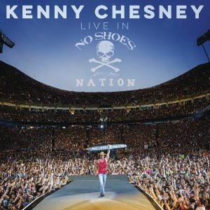 Kenny Chesney, Live No Shoes Nation © Sony