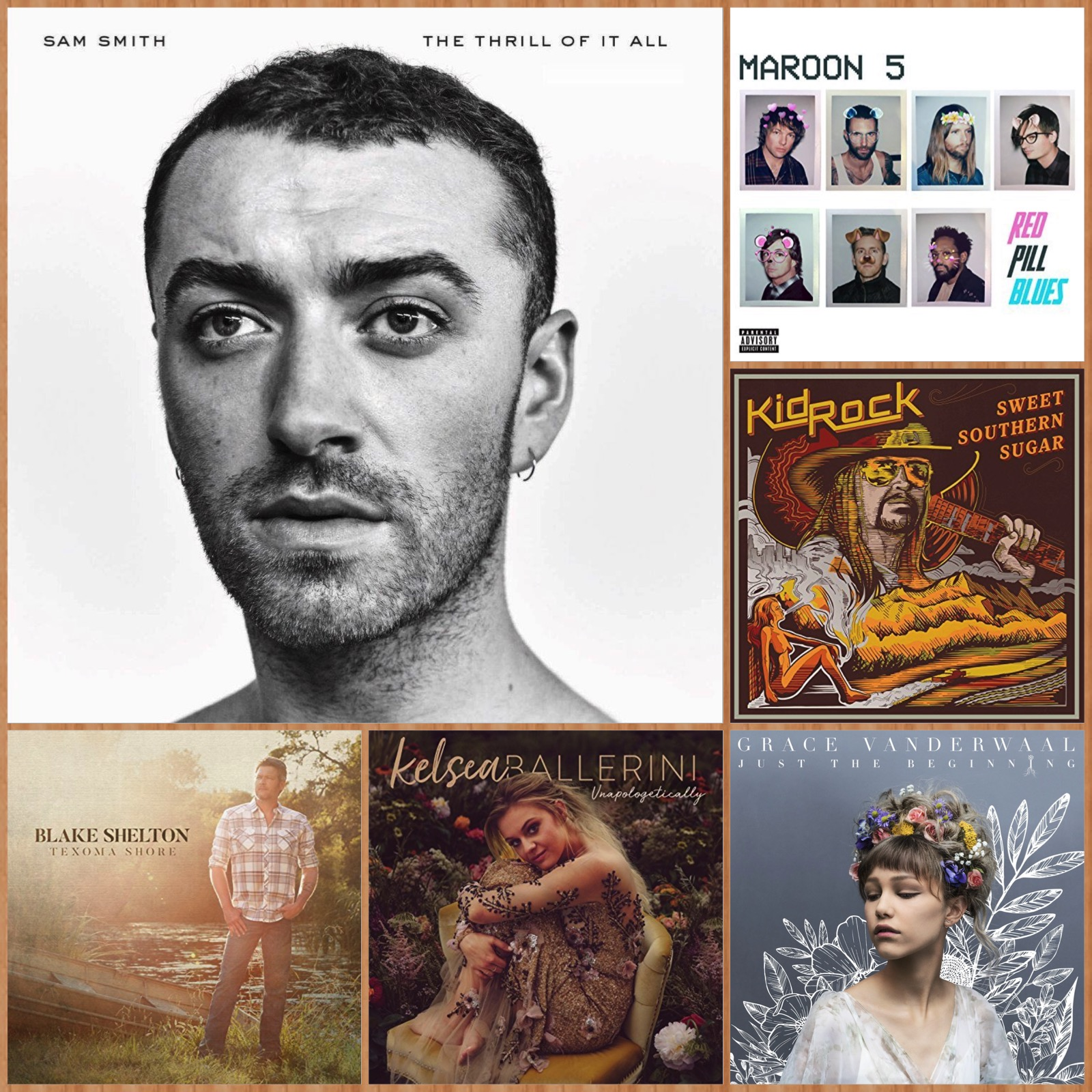 Music Shopping List | Sam Smith Returns With 'The Thrill of It All'