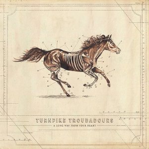 Turnpike Troubadours, A Long Way From Your Heart © Bossier City