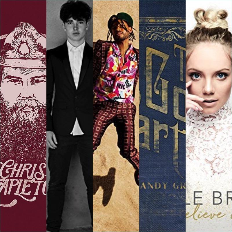Music Shopping List | Chris Stapleton, U2, Miguel & More