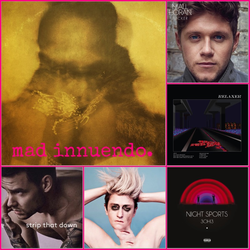 Mad Innuendo, 2015 and Beyond | Playlist