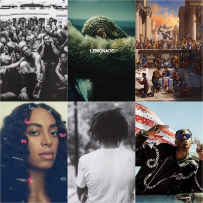 Contemporary Songs About Black Experience
