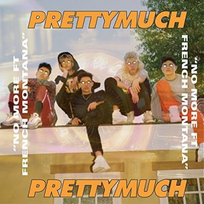 PRETTYMUCH, No More © Syco
