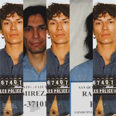 8 Songs about the Night Stalker, Richard Ramirez