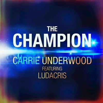 Carrie Underwood, The Champion © Capitol Nashville