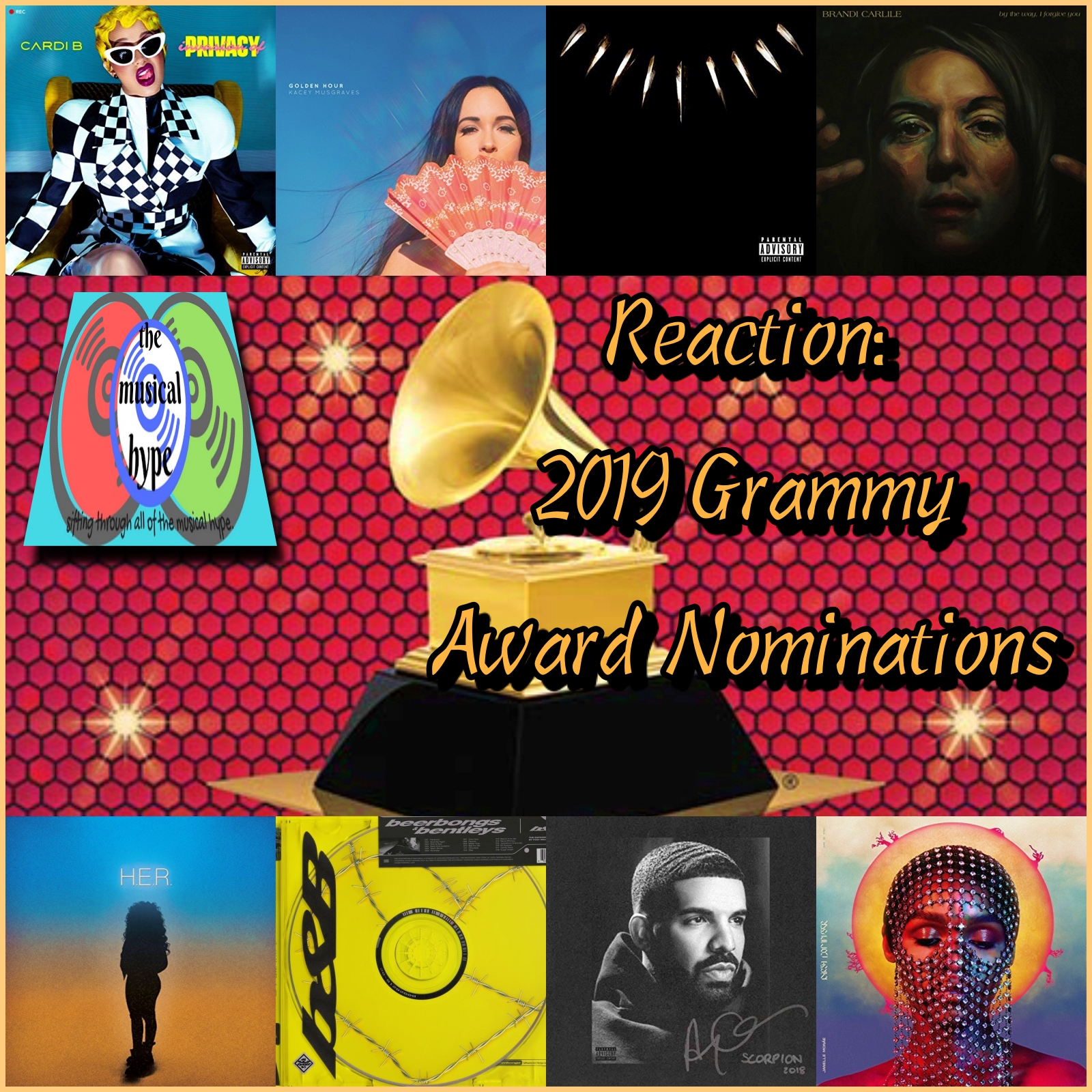 The Best Grammy Nominations 2019