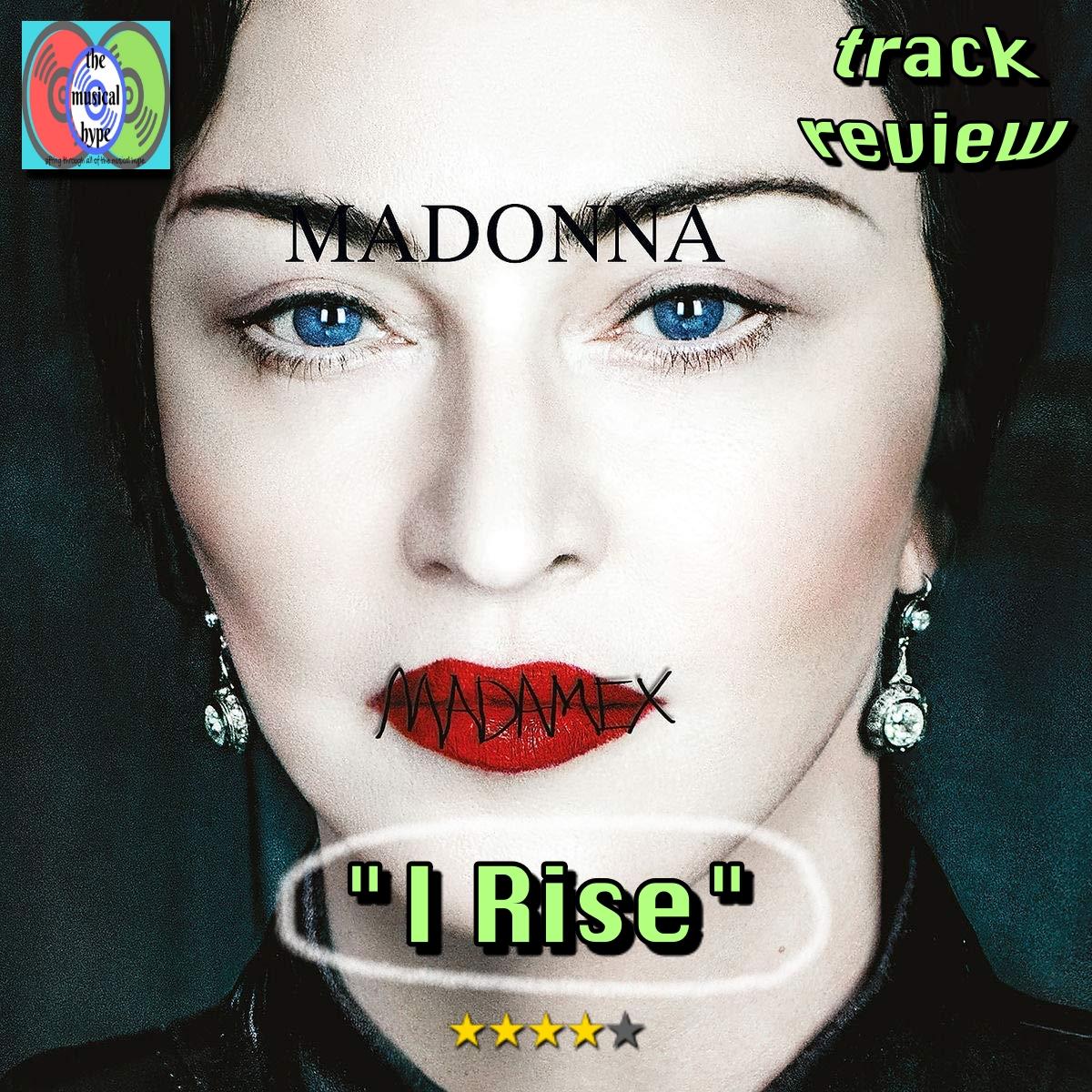 Madonna, I Rise | Track Review