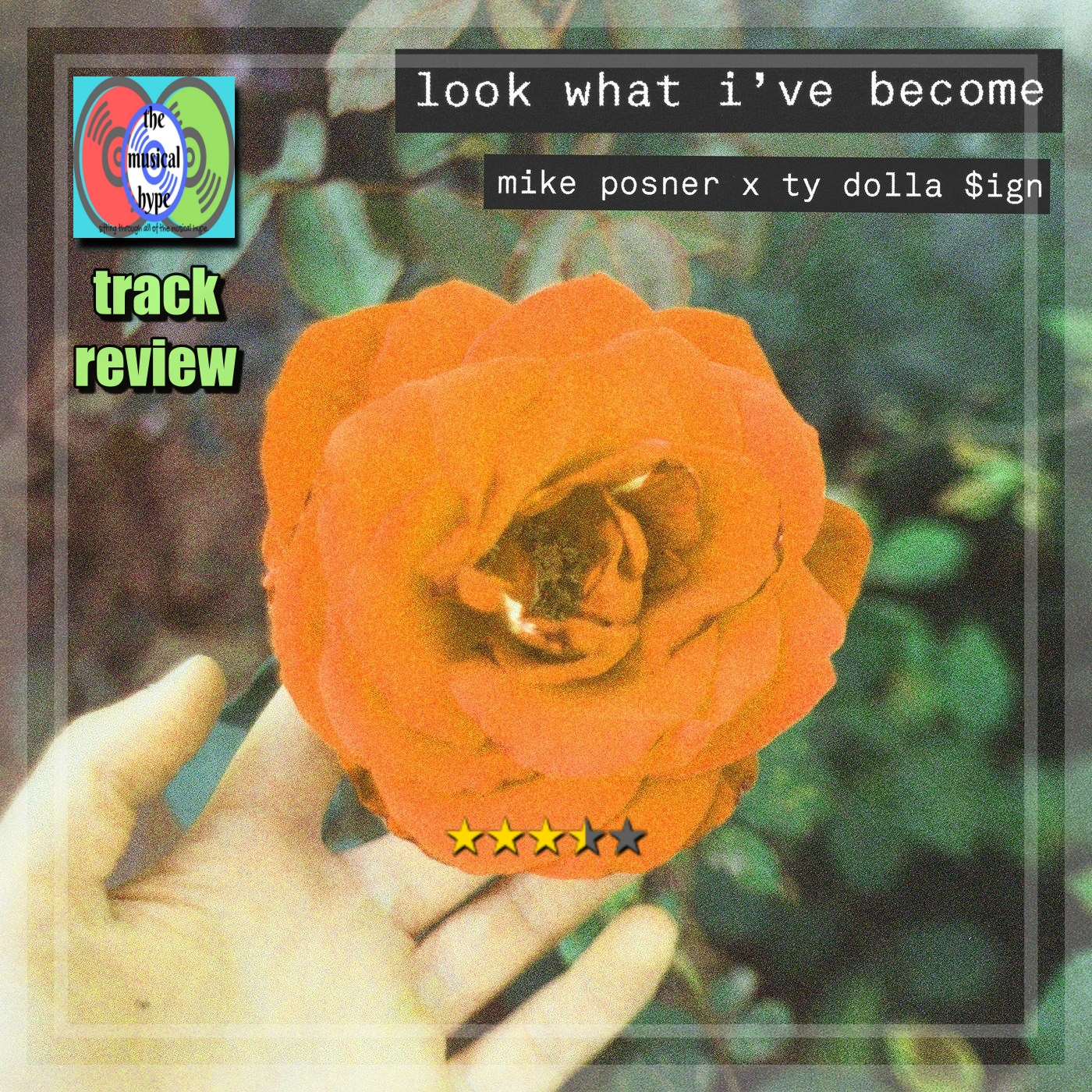 Mike Posner, Look What I've Become | Track Review