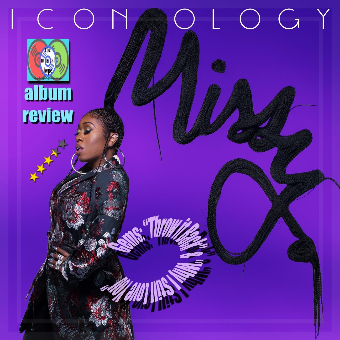 Missy Elliott, Iconology (EP) | Album Review