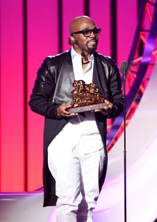 Teddy Riley: Legend Award Presented by Toyota
