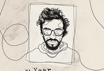 A Year in A Life by LOGAR