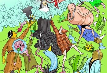 Wanderlost by Dizzy Mystics