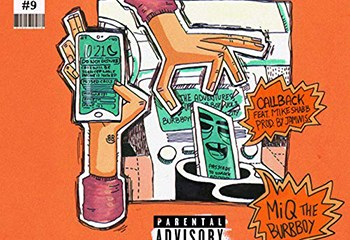 Call Back (feat. Mike Shabb) by MiQ The Burb Boy