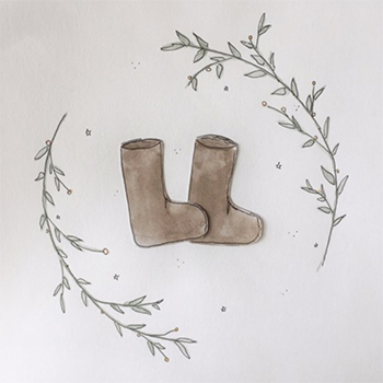Muddy Boots and Messy Hair by Alex Carroll