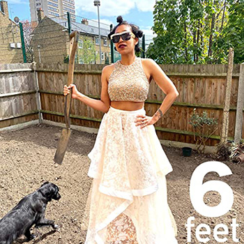 6 Feet by Minhee Jones