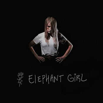Elephant Girl by Vinok