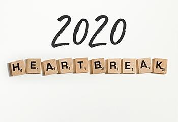 2020 heartbreak artwork