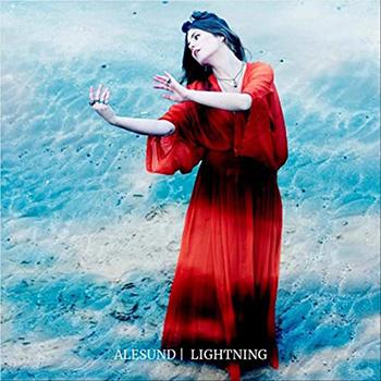 Lightning by Ålesund