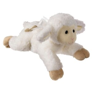 Melody Lamb musical Plush toy