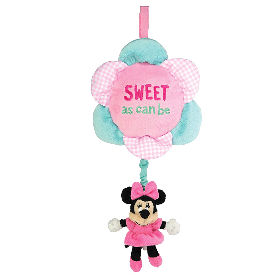Minnie Mouse musical pull toy