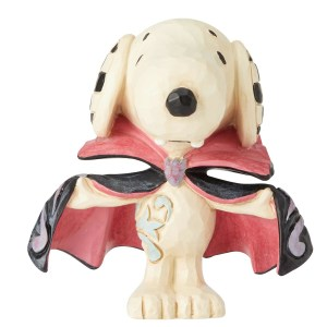 Snoopy in Vampire Costume
