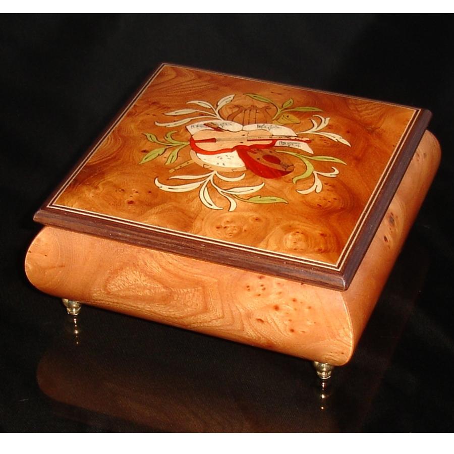 Italian Jewelry Box 450 Elm