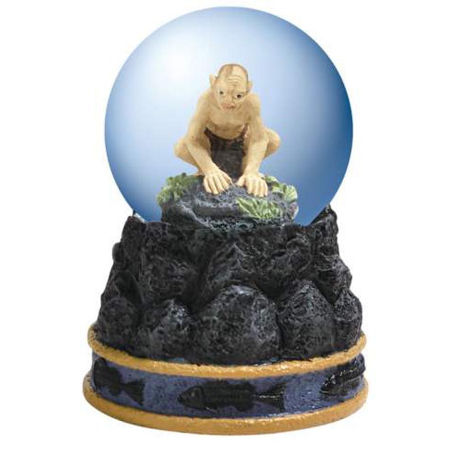 Gollum-Mini-globe Lord of the Rings