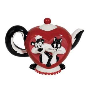 Pepe Le Pew Teapot